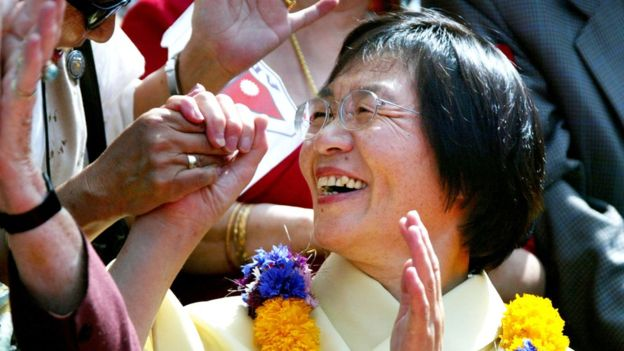 First woman to climb mount Everest's, Junko Tabei dies at 77
