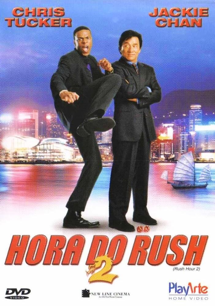 A Hora do Rush 2 Dublado