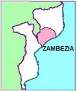 Zambézia, Província de Moçambique