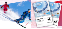 Logo Discover Val Gardena: vinci gratis 20 Skipass Dolomiti e 5 weekend in Val Gardena