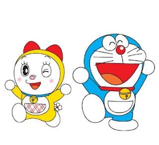 Gambar Doraemon dan Doremi 1