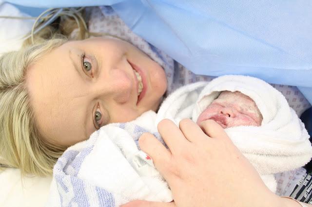 C section birth
