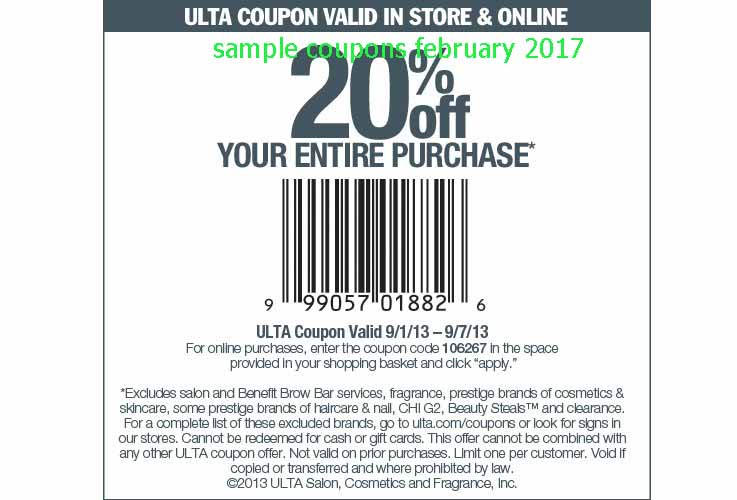 photograph relating to Printable Cosmetic Coupons titled Ulta printable coupon 5 off 10 november 2018 - Specials upon