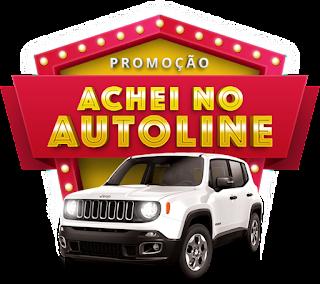 """Promoção """"Achei no Autoline"""""""