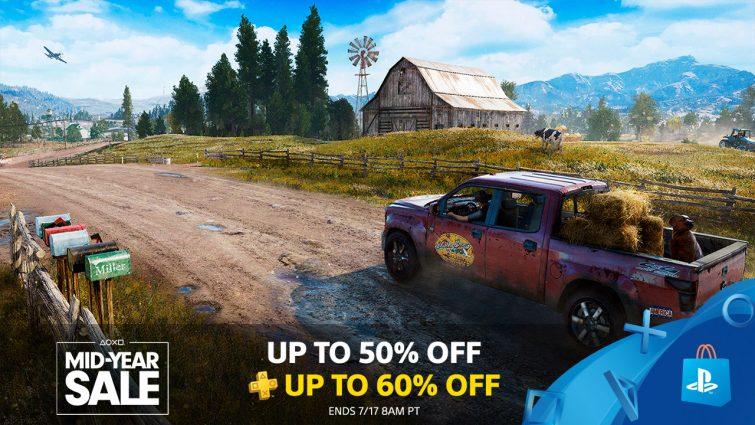 Summer Sale Playstation Di Mulia , Ratusan Games Diskon Hingga 50%