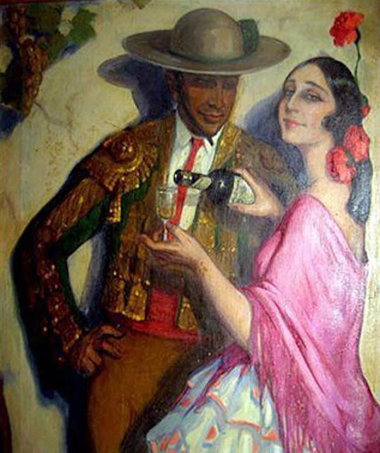 Manuel León Astruc, Maestros españoles del retrato, Retratos de León Astruc, Pintores Aragoneses, Pintor español, Pintor León Astruc, Pintores de Zaragoza, León Astruc, Pintores españoles