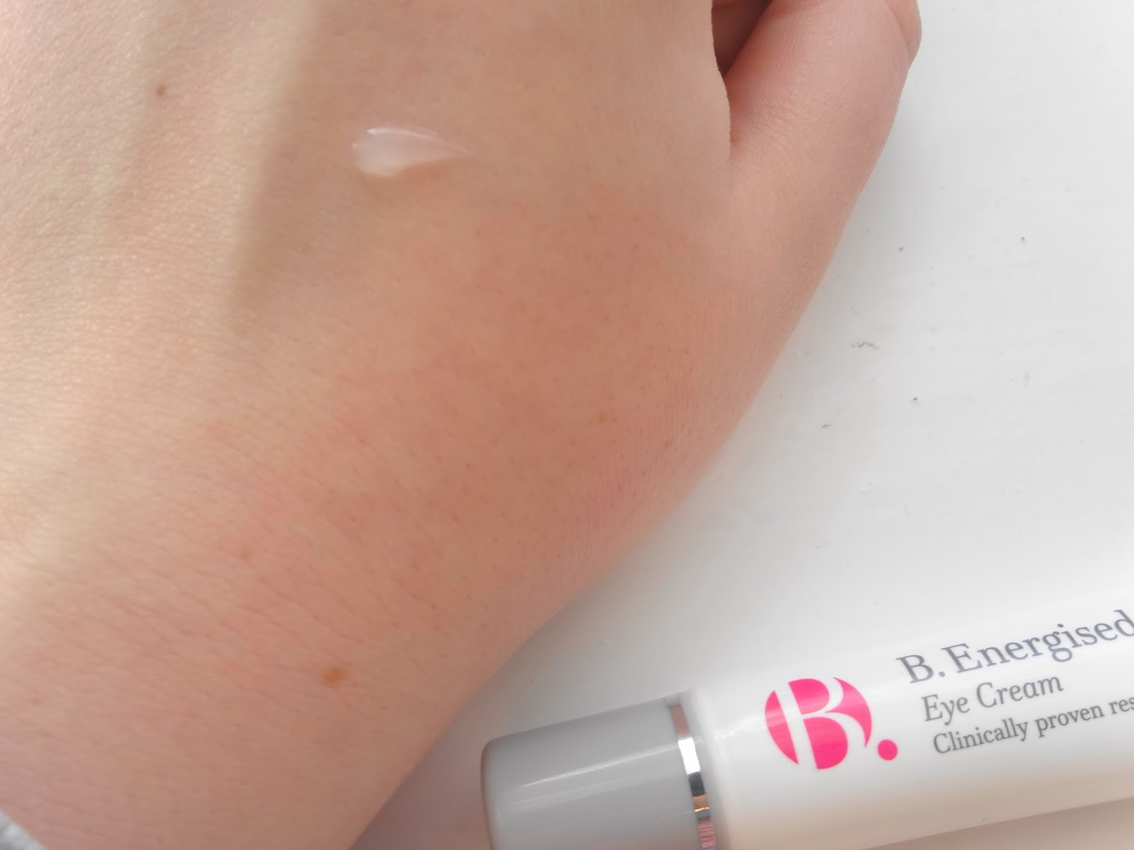 B.Energised Eye Cream
