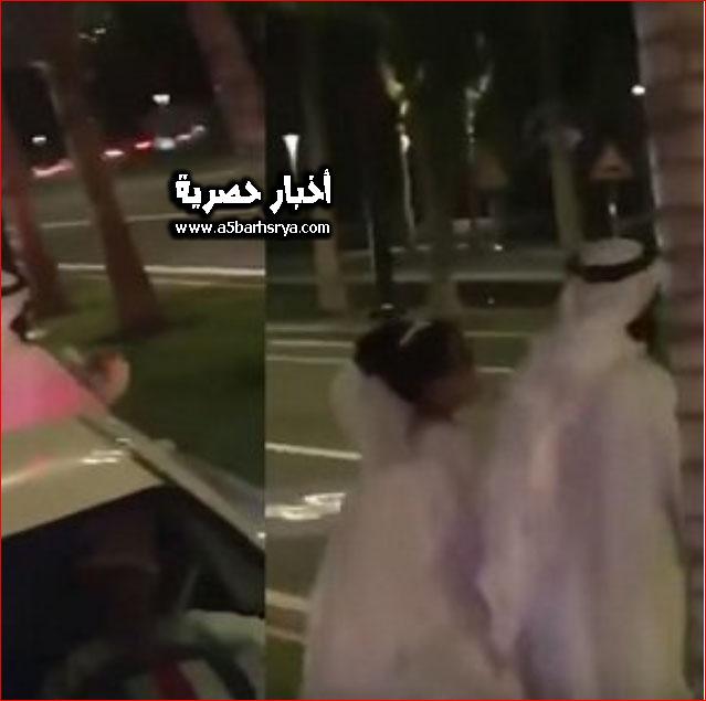 تسريب فيديو زفة عرس على كورنيش جدة تثير جدلا في السعودية اليوم السبت 3-2-2018