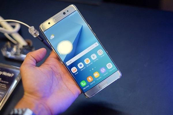 Samsung Galaxy Note 7 Trung Quốc giá rẻ có tốt không?