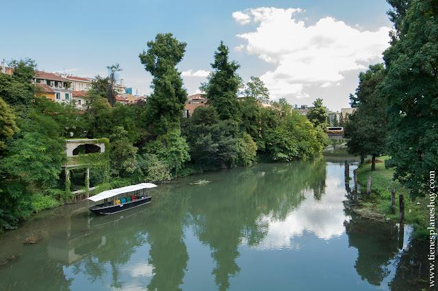 Padua viaje Padova Italia