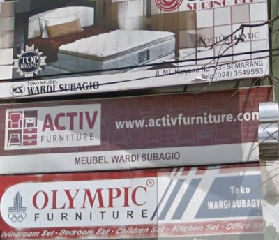 harga springbed olympic