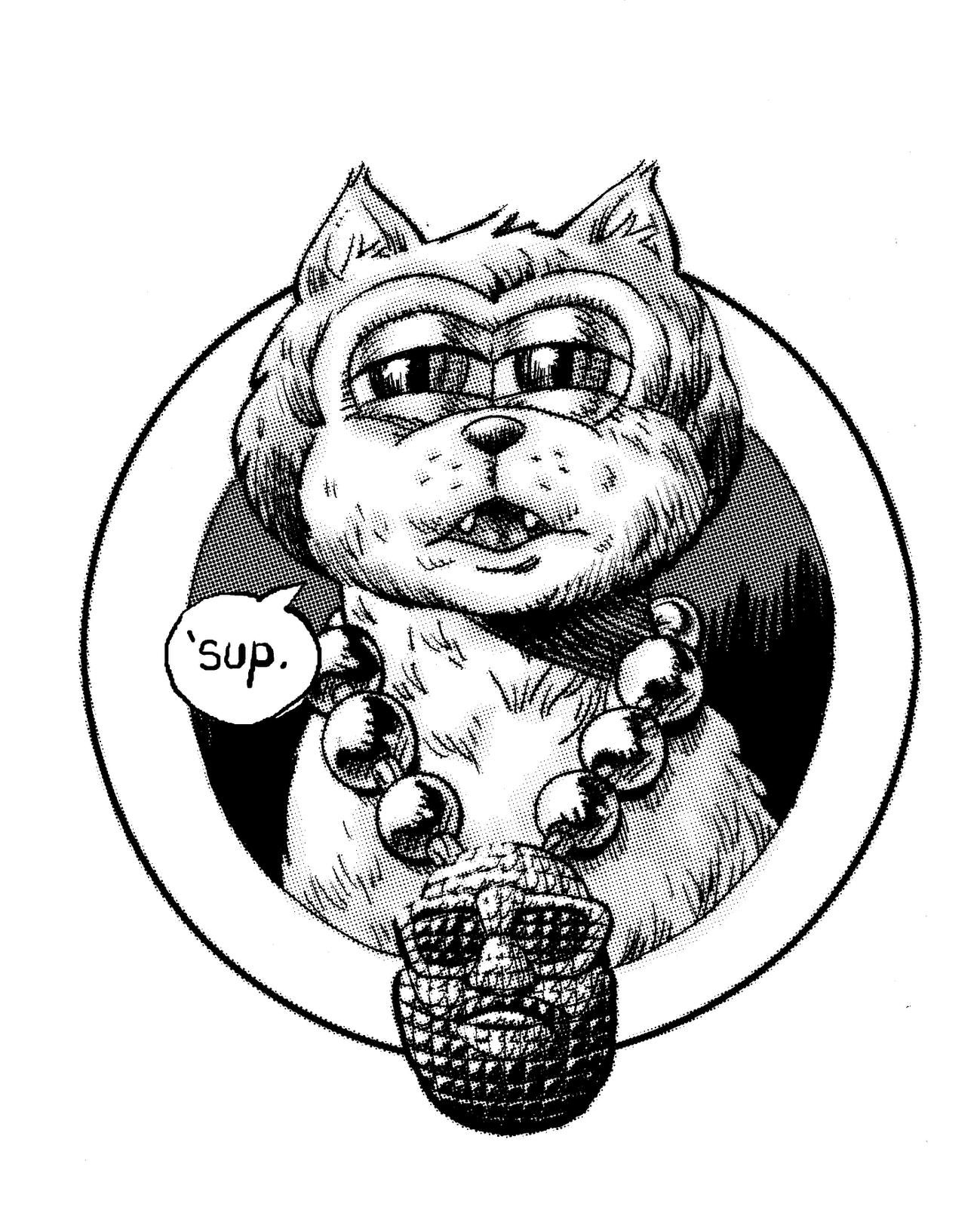 GREGANDFAKEPETRE  SHIRT CAT d8ee20629bb