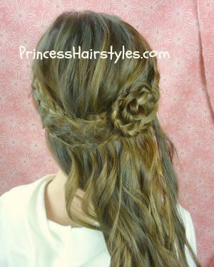 Miraculous Formal Hairstyles Sideswept Braids And Curls Hairstyles For Short Hairstyles Gunalazisus