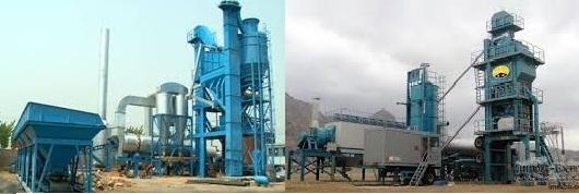 Pengiriman Asphalt Mixing Plant dari China