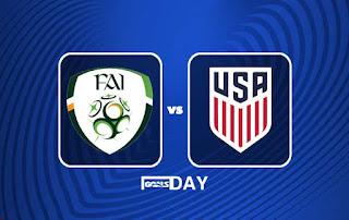 Ireland vs USA – Highlights