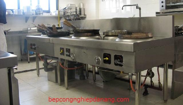 Kích thước bếp công nghiệp Đà Nẵng