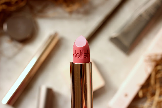 Delilah cosmetics history