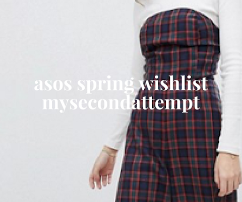 Dreamy Asos Outfit Wishlist