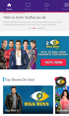 Bigg Boss Sessions 11 Contestants Vote Now