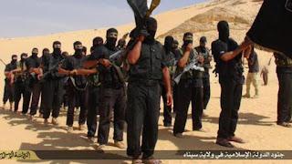 12 Orang Militer nya diserang, Mesir Serang Balas dan Berhasil menewaskan 15 Kelompok Isis - Commando