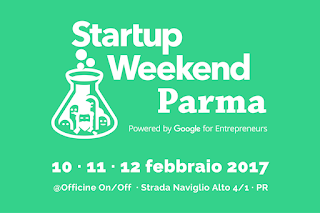 Startup Weekend arriva per la prima volta a Parma