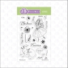 FBS Fairy Wishes 4x6 Clear Stamp Set