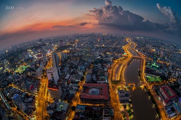 Đi lạc giữa Sài Gòn (lần đầu tiên đến đất Sài Gòn mưu sinh kiếm sống làm ăn)