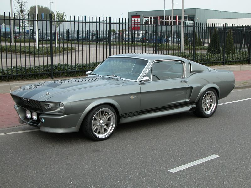 World Of Cars Gt500 Eleanor