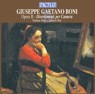 Boni: Opera II