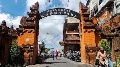 Pasar Kumbasari Bali