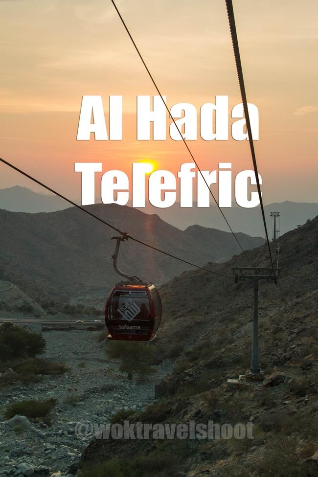 Al Hada Telefric by Elriz Buenaventura