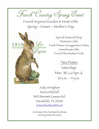 French Country Spring Event