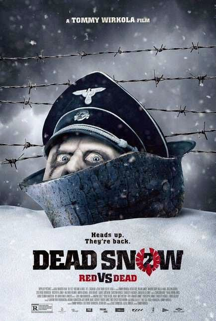 Poster Dead Snow 2