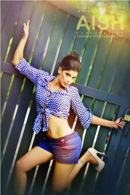 Sri Lankan Hot Models photo
