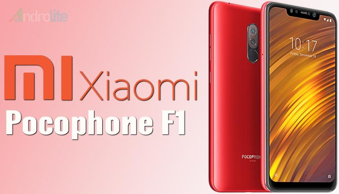 resmi meluncurkan smartphone teranyar mereka Update Harga Xiaomi Pocophone F1 Terbaru 2018 dan Spesifikasi Lengkap