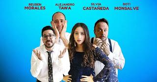Comediantes LA TENEMOS DURA
