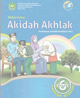 Buku Guru Kurikulum 2013 Khusus Mi Kelas 6 Terbaru