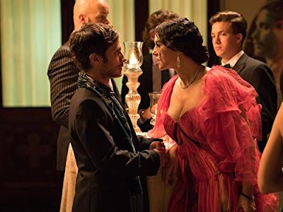 Monica Bellucci and Gael Garcia Bernal in Mozart in the Jungle Season 3 (4)
