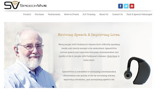 SpeechVive Develop Device To Improve Speech Impairment In Parkinson's Patients