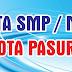 Daftar Lengkap Sekolah Menengah Pertama di Kota Pasuruan Provinsi JAWA TIMUR