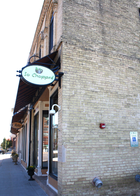 This lovely historic brick building is home to the Bodacious Shops!