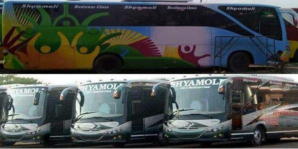 Shyamoli Paribahan Bus Service