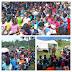 Payasopolin lleva alegría a decenas de niños y niñas de la comunidad La Guácima de Yamasá  Peralvillo.