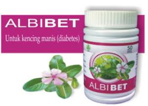 ALBIBET – Herbal Untuk Kencing Manis