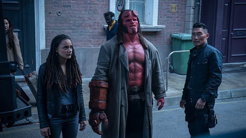 Хеллбой, Рецензия, Обзор, 2019, Hellboy, Review