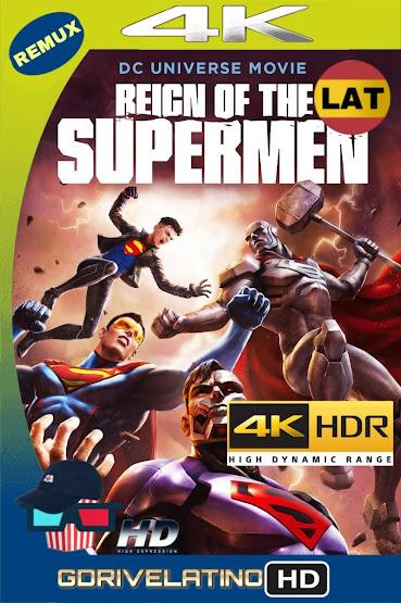 Reino De Los Supermanes (2019) BDRemux 2160P 4K HDR Latino-Ingles mkv