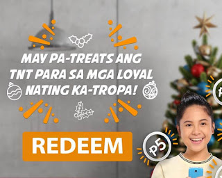 TNT Redeem rewards