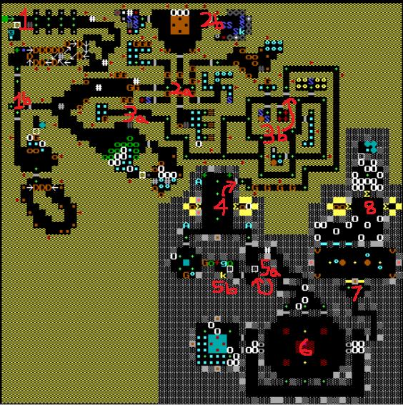 Adventures In Level Design: Wolfenstein 3D, Episode 4, Le