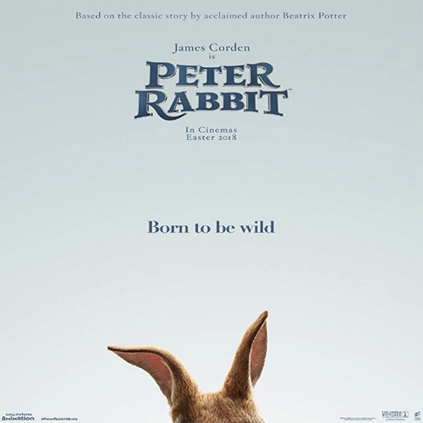 Peter Rabbit, Peter Rabbit Synopsis, Peter Rabbit Trailer, Peter Rabbit Review, Poster Peter Rabbit