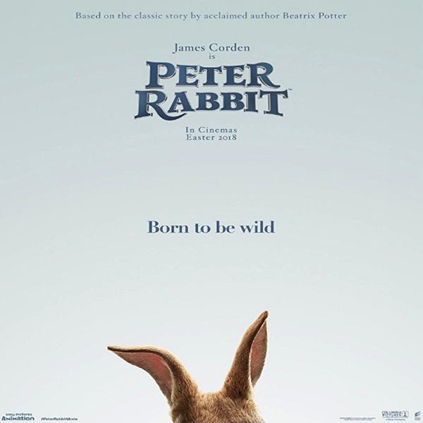 Peter Rabbit, Peter Rabbit Synopsis, Peter Rabbit Trailer, Peter Rabbit Review, Poster Peter Rabbit